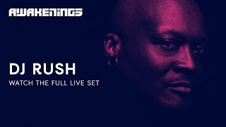 DJ Rush - Live @ Awakenings New Years Specials 2018