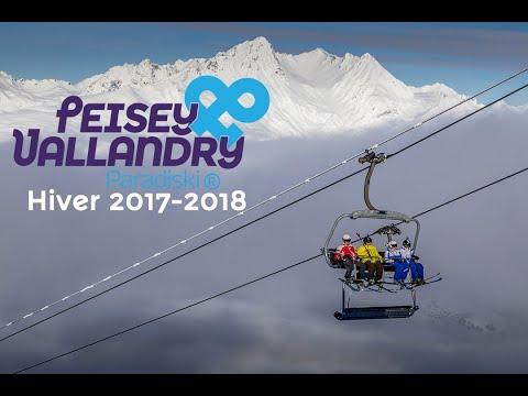 Peisey Vallandry - Hiver 2017/2018