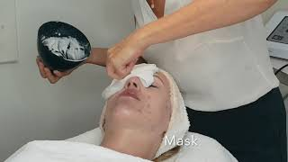 Acne Breakout Treatment with Environ and DF Machine
