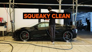 How we Wash Our Cars | Classic Car Club