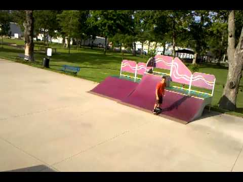 Fox Lake Illinois Skatepark