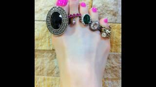 Foot Beauty for Summer !★夏日美足 DIY★