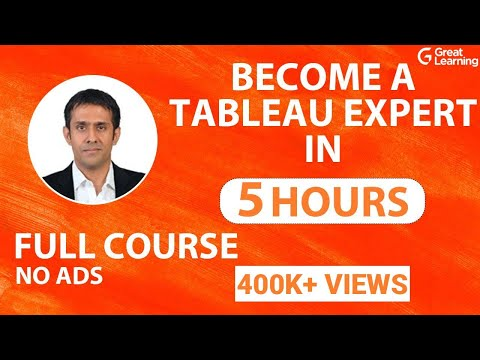 Tableau Tutorial | Tableau Full Course - Learn Tableau In 6 Hours ...