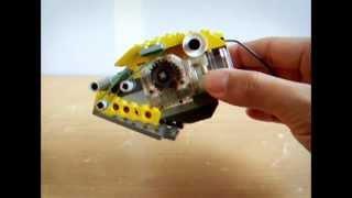 30 MOC with Lego 4094