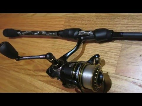 No. 8 Tackle Spinning Rod Review