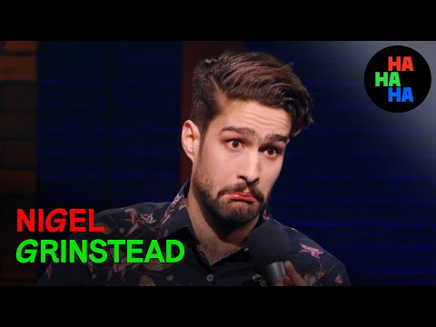 Nigel Grinstead – You Can't Pick up Girls in Bars Anymore