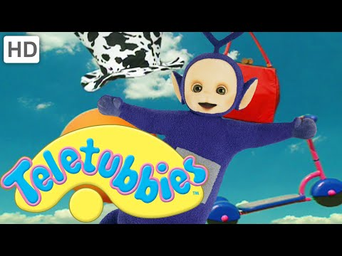 Teletubbies: Land Yachting - Full Episode