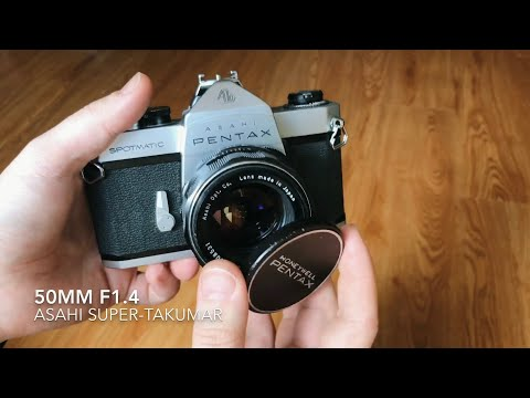 Download My Camera Review Asahi Pentax Spotmatic With Guest