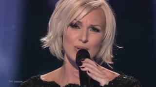 Sanna Nielsen - Undo (Sweden) 4K LIVE at ESC final 2014