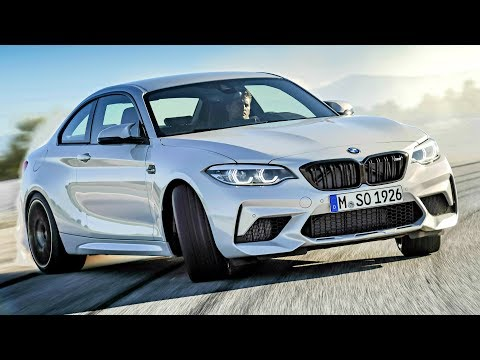 2019 BMW M2 Competition - Compact High-Performance Sports Car