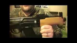 New Gun MiniDraco AK47 Pistol