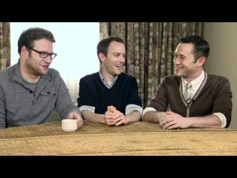 50/50 Featurette 1 'Roundtable'