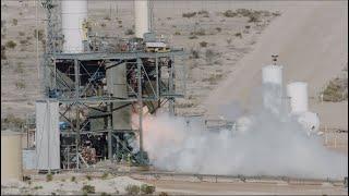 BE-3U Progress Update - New Glenn's Upper Stage Engine