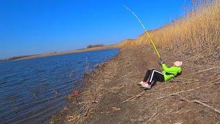 Рыбалка на р хор весной 2020