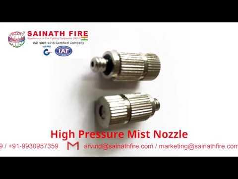 Water Mist Nozzle