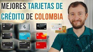 Video: Las Mejores Tarjetas De Crédito De COLOMBIA