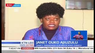 Janet Ouko ajiuzulu kama waziri wa elimu katika kaunti ya Nairobi