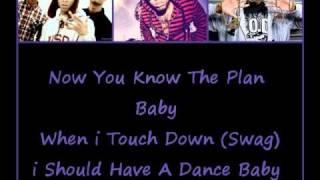 Touchdown (Lyrics) - The Rangers (feat. Kid Ink & Soulja Boy)
