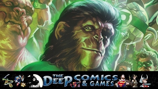 Comic Book Previews 02/01/17 The DeeP Comics and Games