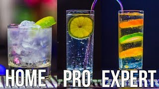 How to Make Gin Tonic Home | Pro | Expert