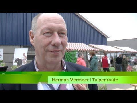 VIDEO | Tulpenroute Dronten flirt na Lelystad en Zeewolde nu ook met Almere