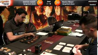 Grand Prix London 2015 Finals: Fabrizio Anteri vs. Matteo Moure (Standard)