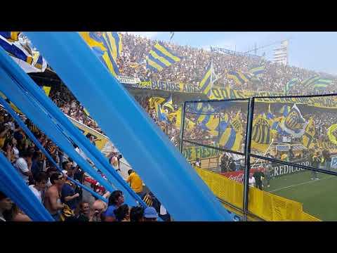 """""""Recibimiento Rosario Central gigante de arroyito ⁴/¹¹/¹8"""" Barra: Los Guerreros • Club: Rosario Central"""