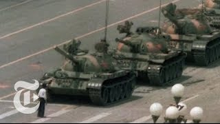 Tiananmen Square Protests - The Protesters