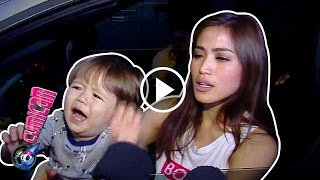 Jedar Dicecar Wartawan, Baby El Marah Besar - Cumicam 30 Mei 2016