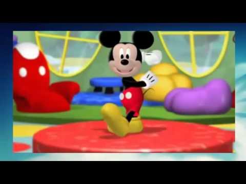Mickeyho klubík - Myštanec , HOP HOP HOPIKY pesnička