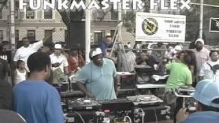 DJ TED SMOOTH - DJ FUNKMASTER FLEX - DJ. KAYSLAY - LOVEBUG STARSKI HARLEM 2009