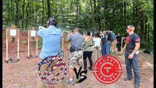 Defensive Pistol Training | Ft. Mickey Schuch   Carry Trainer