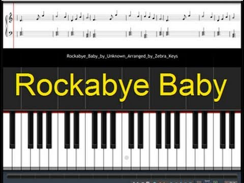 Download Rockabye Baby Free Sheet Music