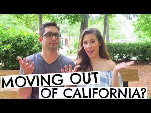 WHAT TO KNOW BEFORE MOVING TO CHARLESTON, SC!   MOVING OUT OF CALIFORNIA 2018