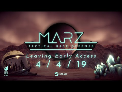 Trailer de MarZ: Tactical Base Defense