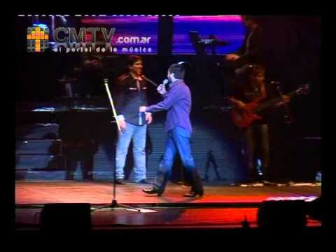 Jorge Rojas video La vida - Gran Rex Sep. 2012