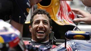 Daniel Ricciardo - funny moments PART 2