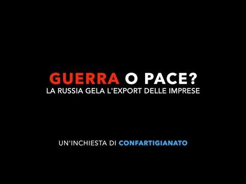 Guerra o pace? La Russia gela l'export delle imprese