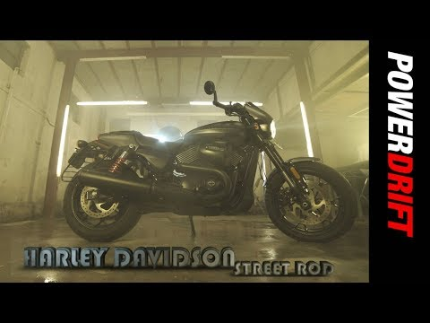 Harley Davidson Street Rod : The Good and The Bad : PowerDrift
