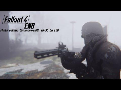 Fallout 4 ENB Showcase #8 CFL ENB - Cinematic FIlm Looks