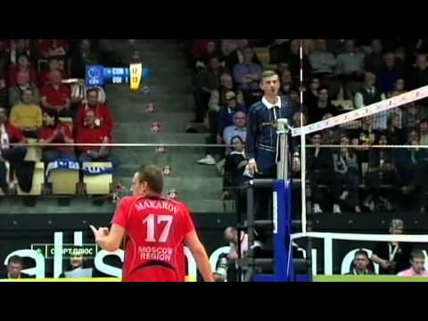 Preview video Cuneo - Iskra 2010 CEv Cup Final game
