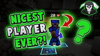 THE NICEST PLAYER IN HYPIXEL! ( Hypixel Skywars )