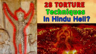 Afterlife according to Ancient Hinduism? Strange punishment in Hell | Praveen Mohan |