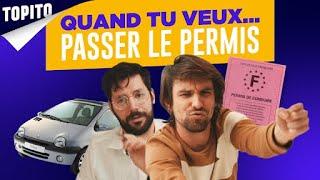 """Le permis de conduire"" - Nos petits mensonges #1 | Topito"