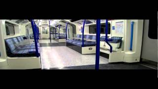preview picture of video 'Victoria line - Brixton to Stockwell (27-07-2011)'