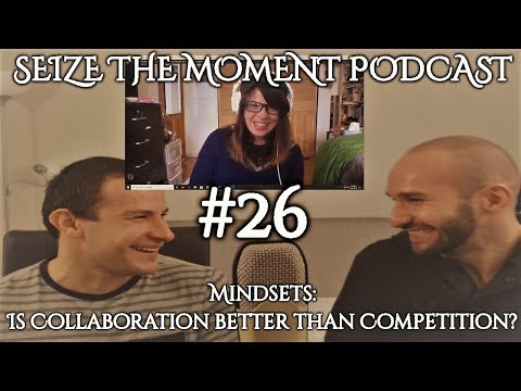 STM Podcast #26: Mindsets - Is Collaboration Better than Competition?