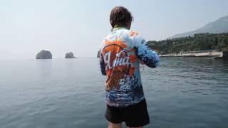 Ловля ласкиря на черном море с берега