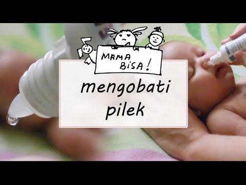 Video bagaimana mengobati pilek bayi dan anak (tetes hidung) - cara mengatasi pilek pada bayi alami