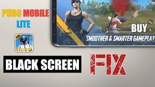 pubg mobile lite black screen problem - TH-Clip