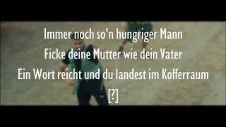 DARDAN X ENO ~ WER MACHT PARA 2 (Official HQ Lyrics) (Text)